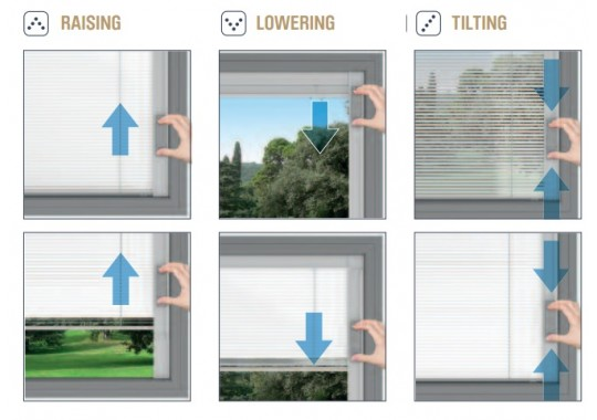 INTEGRAL BLINDS - From