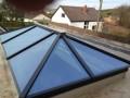 Black Aluminium skylight