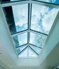 Slimline Aluminium lantern roofs