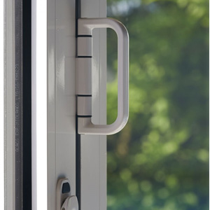 Bi Folding Door Security