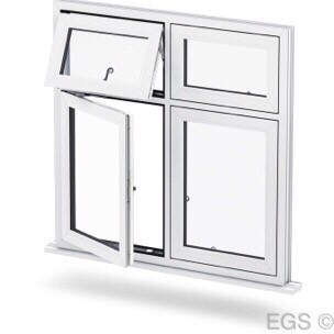 Liniar Flush Sash Windows in Sussex