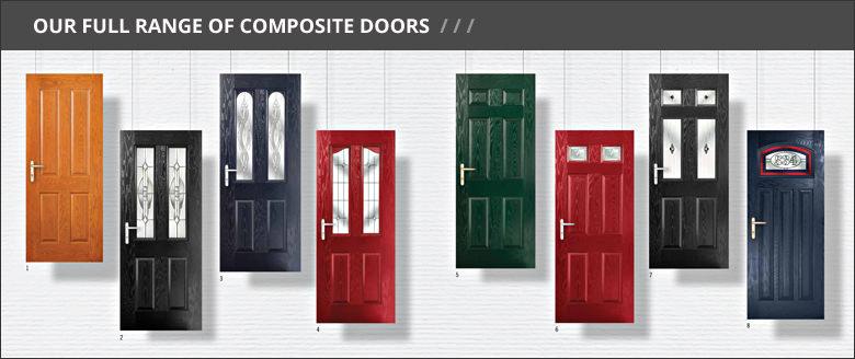 Quality Composite Doors